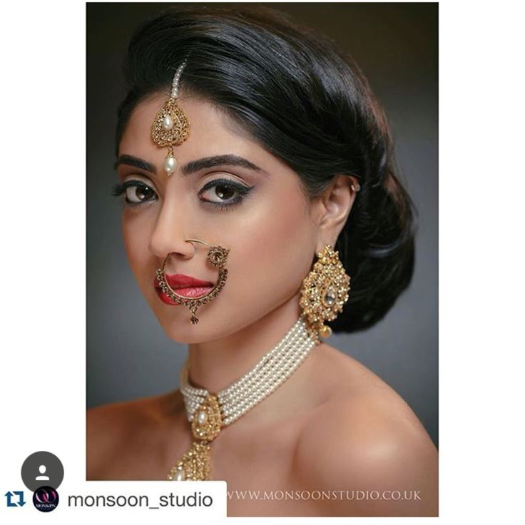 #Repost @monsoon_studio with @repostapp. ・・・ Beauty shoot as part of the Nina Ubhi Beauty & Hair Institute. @nina.ubhi.institute / Mua: Gurpreet / Jewellery: @nishell_creations  Photography by Parm Bhamra @monsoon_studio  #monsoonstudiouk www.monsoonstudio.co.uk  #ninaubhi #wedding #makeup #hair #makeupaddict #makeupartist #eyebrows #contour #instagood #instmakeup #photoshoot #potd #motd #fashion #beauty