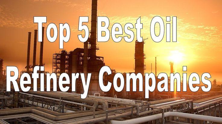 Top5BestOilRefineryCompaniesinIndia2017
