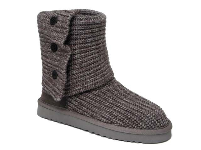 UGG Classic Cardy Boots 5819 Grey $86.22