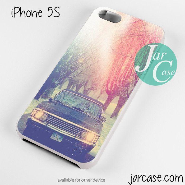 supernatural car Phone case for iPhone 4/4s/5/5c/5s/6/6 plus