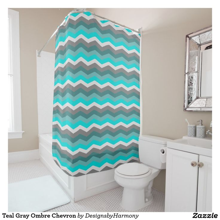 1000 Images About Shower Curtains On Pinterest Shower Curtains Chevron Sh