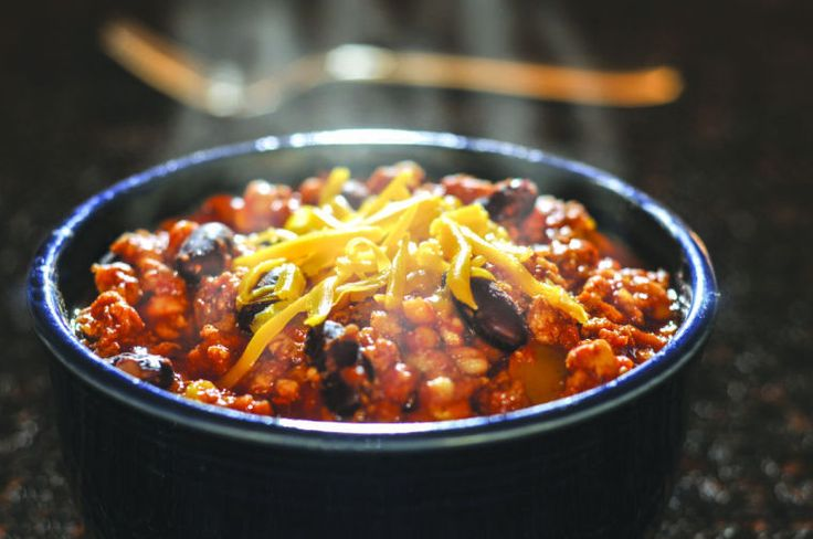 Celebrating chili with homemade favorites
