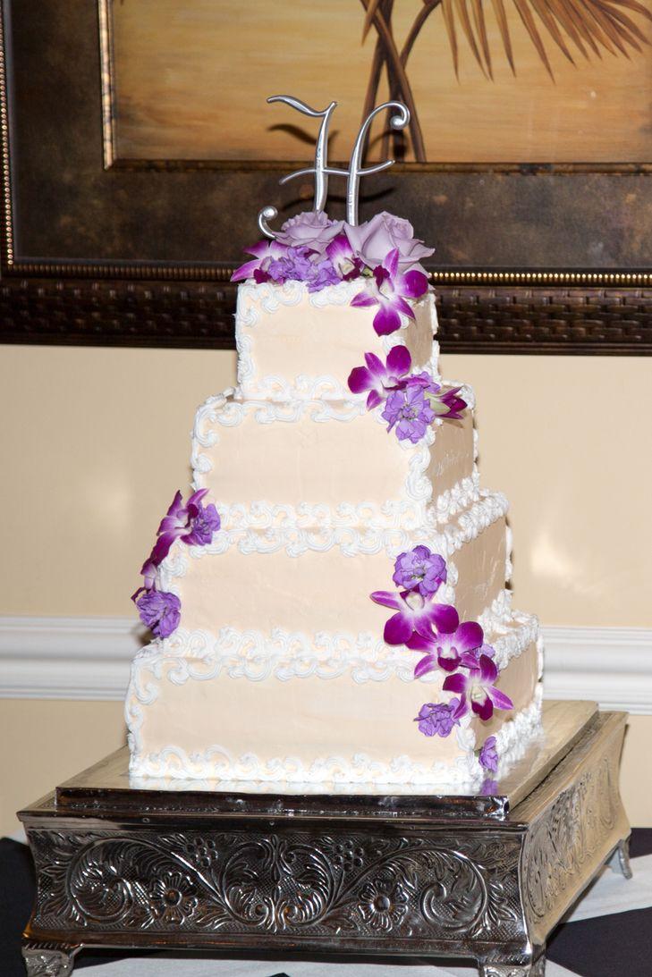 Nd Time Round Wedding Cake