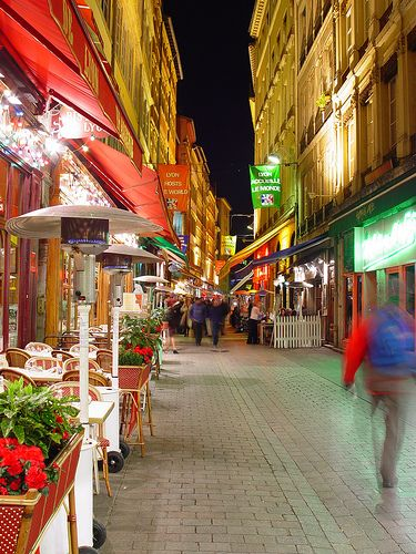 Lyon, Burgundy, France