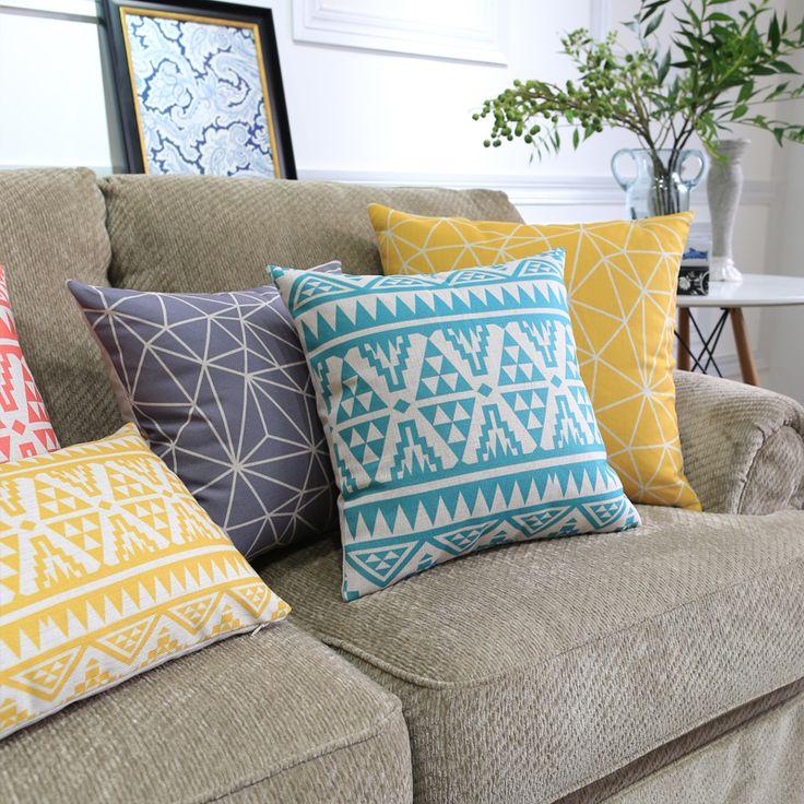 Las 25 mejores ideas sobre cojines para sala en pinterest for Proveedores decoracion hogar