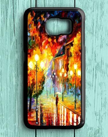 Street Rain Samsung Galaxy S7 Case