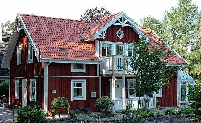 "Maison suédoise ""Dalarna Michel"""