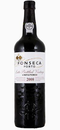 Fonseca LBV Unfiltered 2008. Édition limitée.