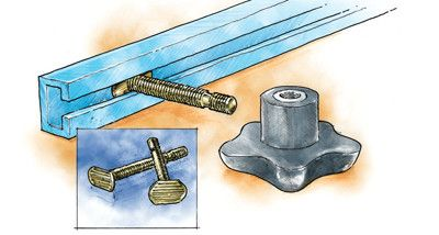Toilet Mounting Bolts