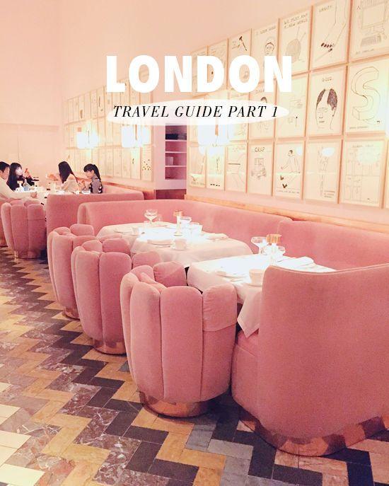 LONDON TRAVEL GUIDE / PART 1