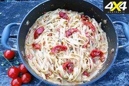 Recipe: One-pot pasta