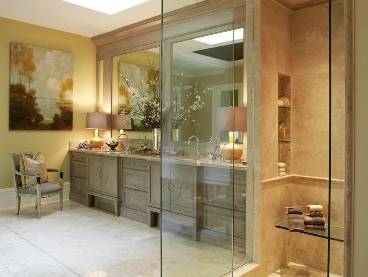 Glamorous Mediterranean Bathroom Decor Modern Innovative Designbathroom Tile Design And