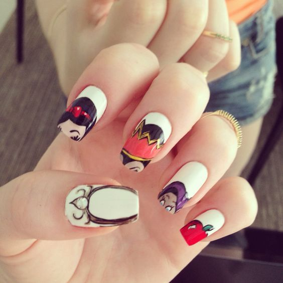 30 best Disney Nail Design images on Pinterest | Disney ...