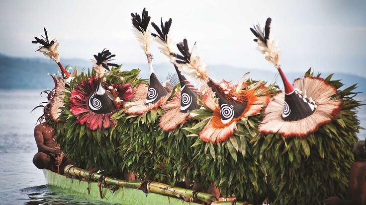 The National Mask Festival showcases cultural dancing, ritual performance, story-telling, cultural exchanges and much more.  http://www.pagahillestate.com/new-britain-the-island-with-it-all-2/