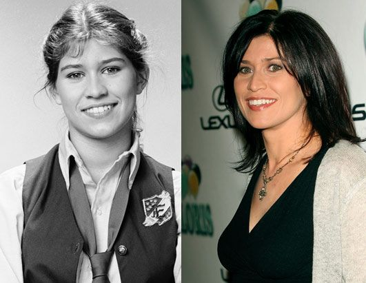 Nancy McKeon - jo on facts of life