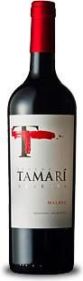 Tamari: Reserva Malbec | Terlato Wines International. In Huarpe language, used by native peoples of the Mendoza province, Tamarí means to live passionately.