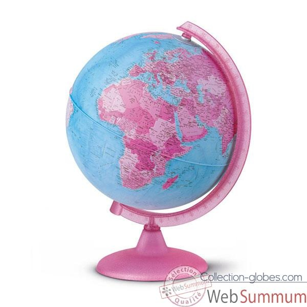 Pink and blue globe: Light Up Pink, Office, Things Pink, Maps Globes, Girl, Awesome, Travel Globes Maps, Globes Maps Travel, Pink Globe