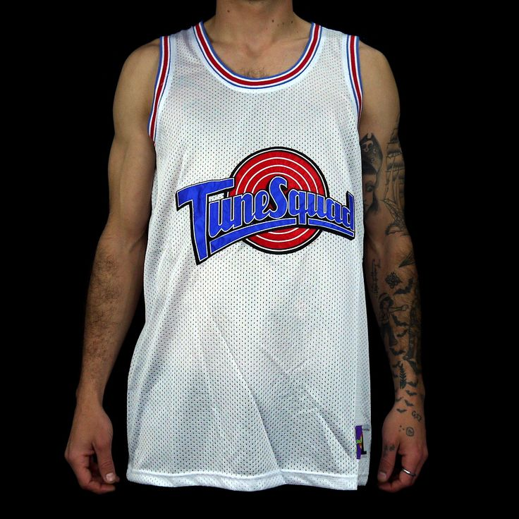 STARTER x SPACE JAM TUNE SQUAD JERSEY BILL MURRAY | Ministry Of Concrete