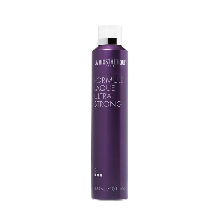 La Biosthetique Formule Laque Ultra Strong 300ml The fine mist of this hairspray fixes the hair and gives it ultra strong hold and maximum protection. The progressive cinnamic acid-based UV protection technology features a dual security system: It e http://www.MightGet.com/april-2017-2/la-biosthetique-formule-laque-ultra-strong-300ml.asp