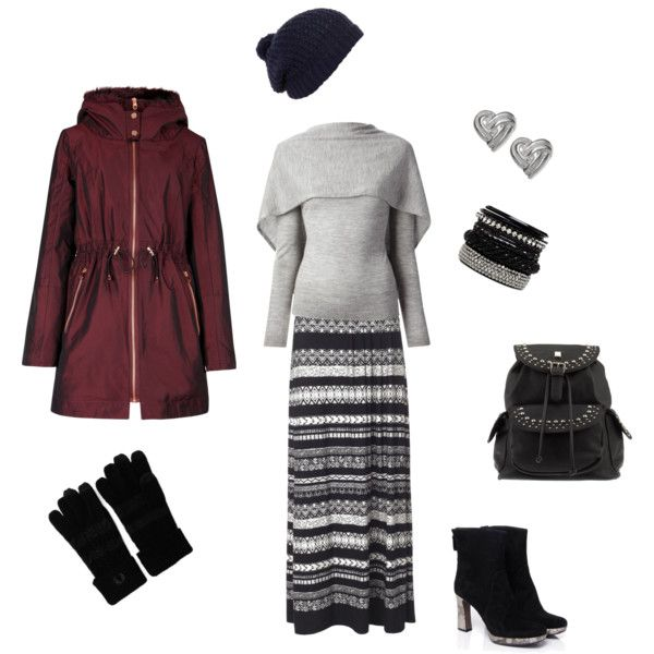 """""""Baby it's cold outside"""" by line-leduc on Polyvore"""