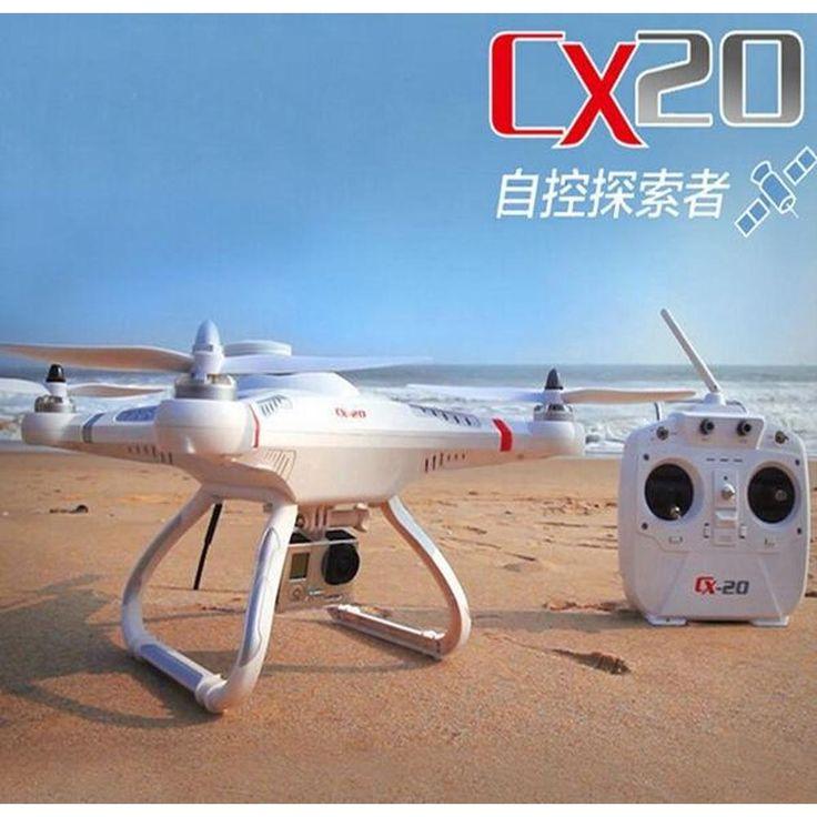 Cheerson CX20 2.4G Quadcopter (6 Axis, GPS, Auto Pathfinder, FPV, RTF)