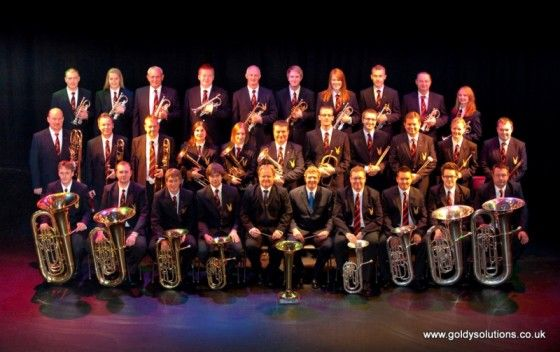 Fairey Band Brass Spectacular King's Lynn Festival 13th to 26th July 2014