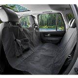 #9: BarksBar Original Pet Seat Cover for Cars - Black WaterProof & Hammock Convertible http://ift.tt/2cmJ2tB https://youtu.be/3A2NV6jAuzc