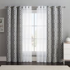 25 Best Ideas About Double Window Curtains On Pinterest