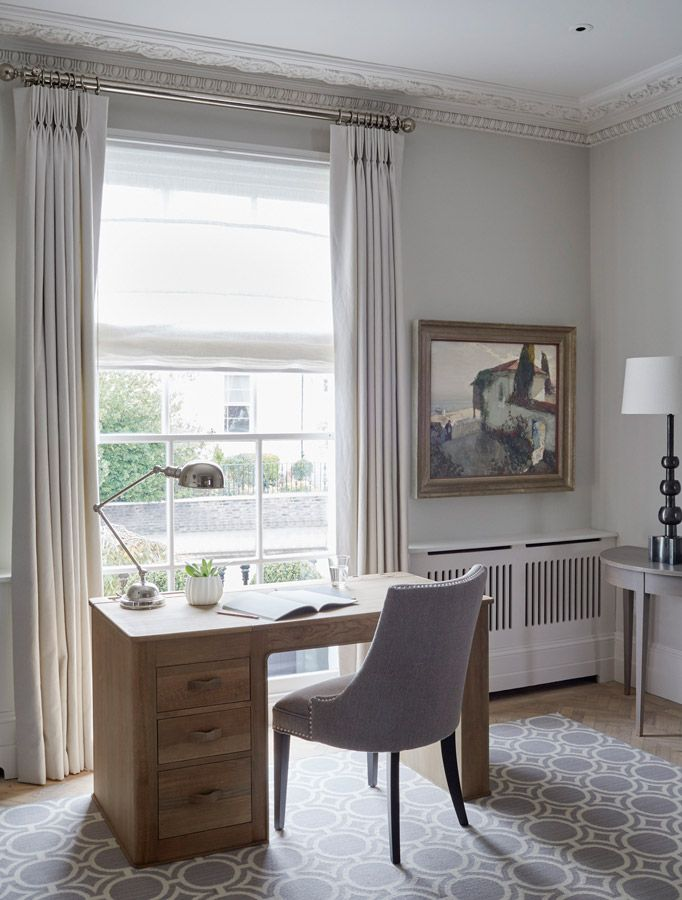 Digging Out The Basement To Create A Fourth Storey Transforms This Elegant Townhouse Making It Perfect Haven For Entertaining And Relaxing In London