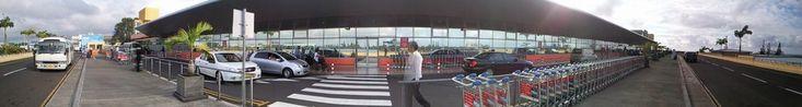 PANORAMA AEROPORT ILE MAURICE