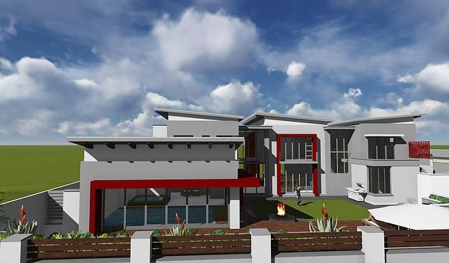 86redBRICKS Architects Pretoria East