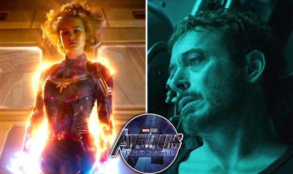 What Will Happen In Avengers Endgame Don T Ask Captain Marvel