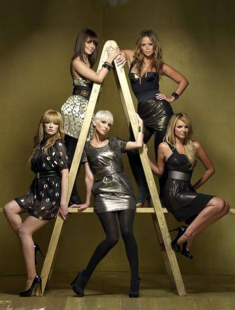 Girls Aloud. If you know me I definitely have a thing for British girl groups.