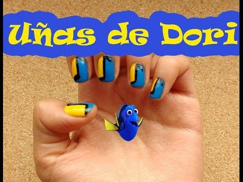 Uñas de Dori - YouTube