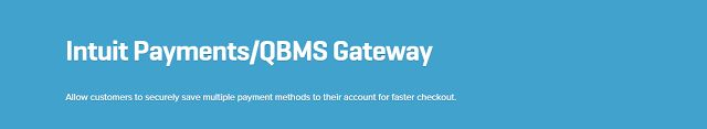 WooCommerce plugins: WooCommerce Intuit Payments QBMS Gateway 1.10.0 Ex...