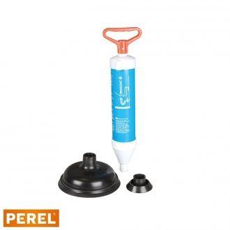 Pompe à vide pour déboucheur de canalisation