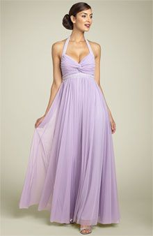 10  images about Bridesmaid dresses on Pinterest - Long silver ...
