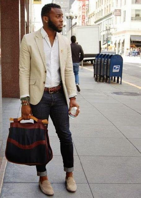 Style Snapshot: Cuffed Denim