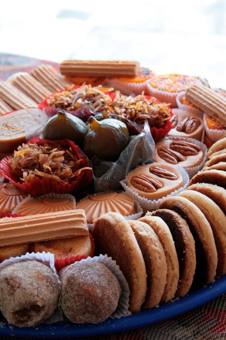 Dulces mexicanos candies, milk sweets, figs (higos), coconut candie (cocadas) yomi yomi!!