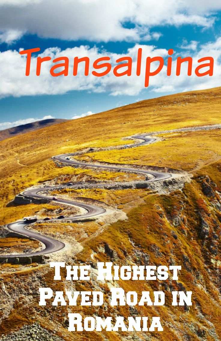 Transalpina Highway – The Highest Paved Road in Romania