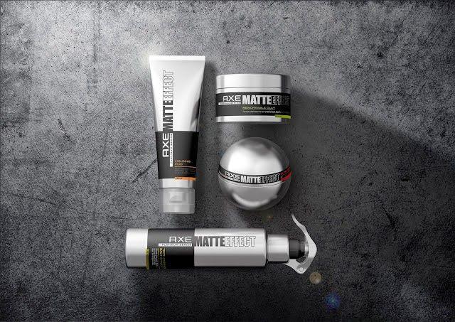 Design de Embalagens - Axe Platinum Series | Design Innova