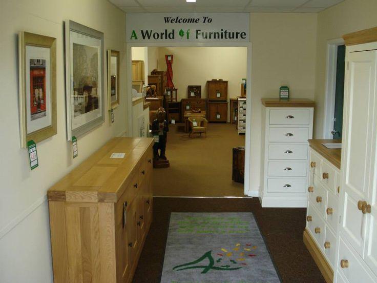 Mejores 15 imágenes de Blandford Showroom - A world of furniture en ...