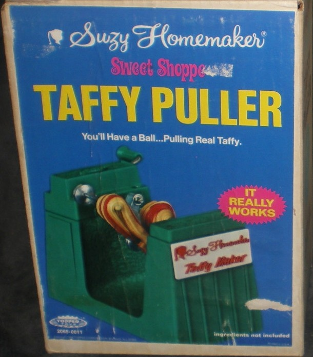 Old Fashioned Taffy Puller Machine