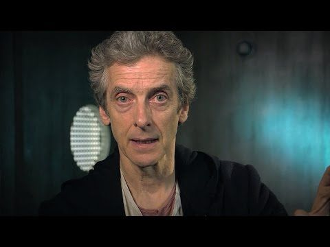 Peter Capaldi remembers the episode Rose on the 10th anniversary of New Doctor Who