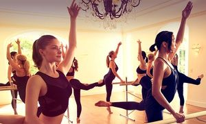 Groupon - $ 43 for 10 Cardio Barre Classes at Cardio Barre in Santa Monica ($170 Value) in Santa Monica. Groupon deal price: $0.43