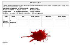 Ecole cycle 3 : Cluedo compléments circonstanciels