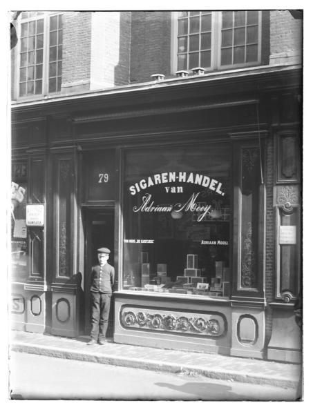 Kalverstraat 79 · februari 1893 - maart 1893