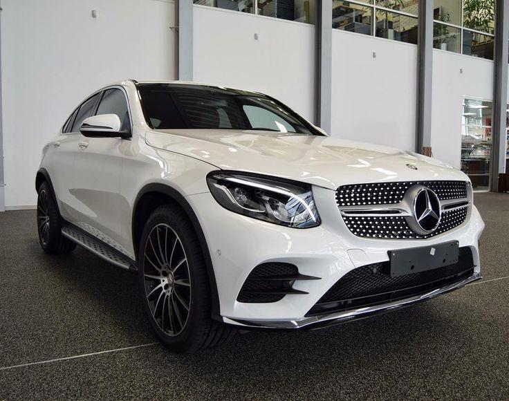 Stoere bak, de Mercedes-Benz GLC Coupé via mbkundencenter.