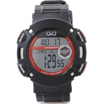Digital jam tangan Q&Q m064j003y digital