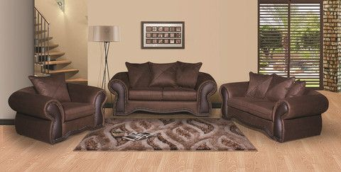 3 Piece Nicole lounge suite was R12999.00 now only R7999.00